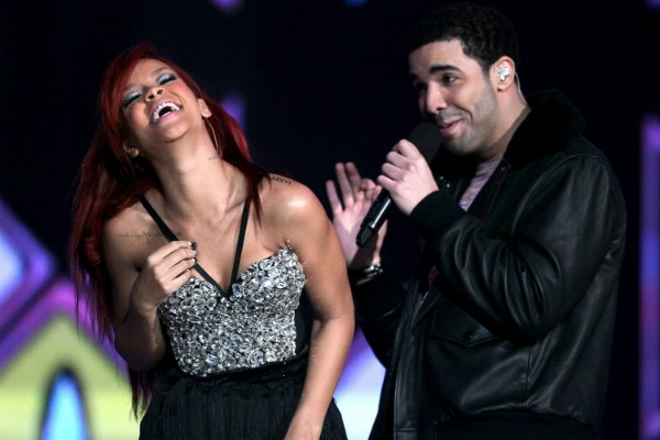 Rihanna e Drake (Foto: Getty Images)