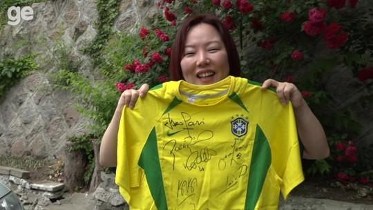 Dezesseis anos depois do Penta, futebol brasileiro deixa saudades na Coreia do Sul