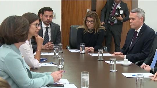 Dodge se reúne em Brasília com procuradores da Lava Jato