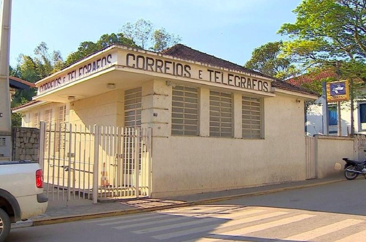 Trio assalta agência do Correios em Jambeiro