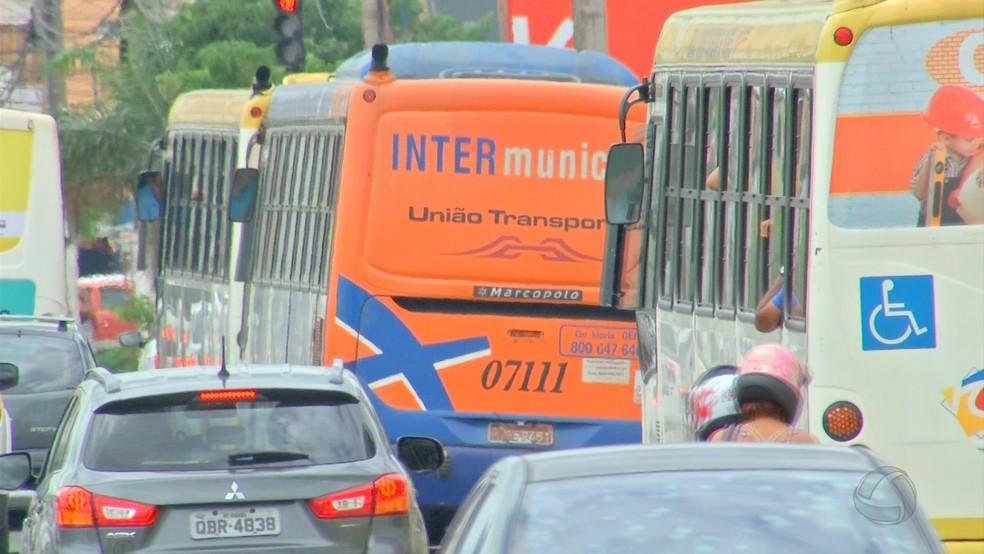 -  Passagem em Cuiabá será de R$ 1,80 no feriado  Foto: Reprodução/TVCA