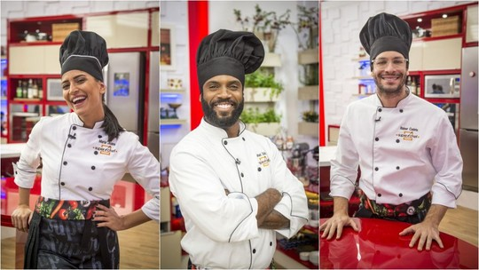 'Super Chef Celebridades': final do reality começa antes no Gshow; entenda!