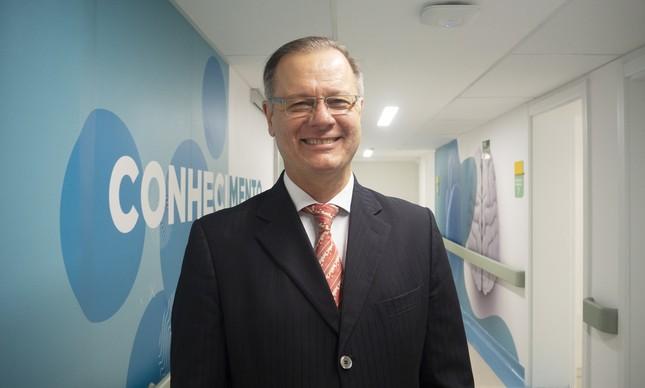 O médico Álvaro Avezum, diretor do Centro Internacional de Pesquisa do Hospital Alemão Oswaldo Cruz