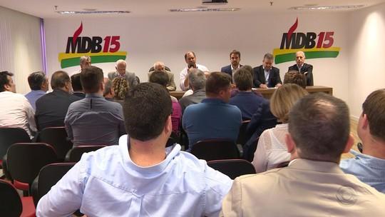 Governador eleito no RS chama quatro partidos para compor base na Assembleia Legislativa