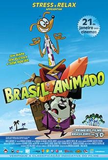 filme Brasil Animado 3D