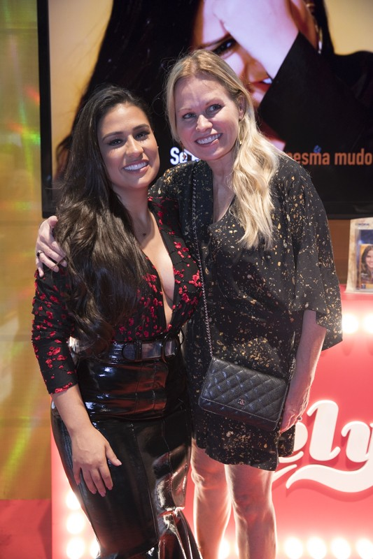 Simone, do duo com Simaria, brilha em noite de beleza no Rio de Janeiro  (Foto: Divulgação)