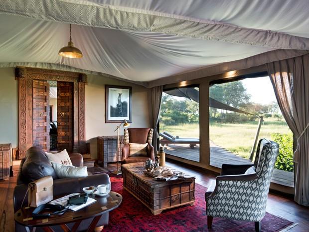 Os melhores campings e hospedagens de Safari (Foto: Divulgação)
