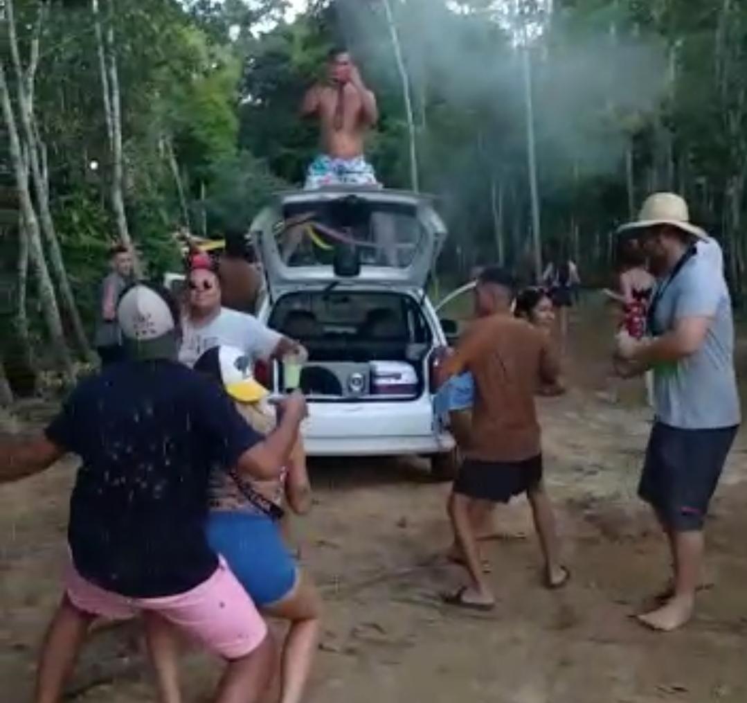 Polícia já intimou 20 pessoas que participaram de festa clandestina  em chácara durante pandemia no interior do AC