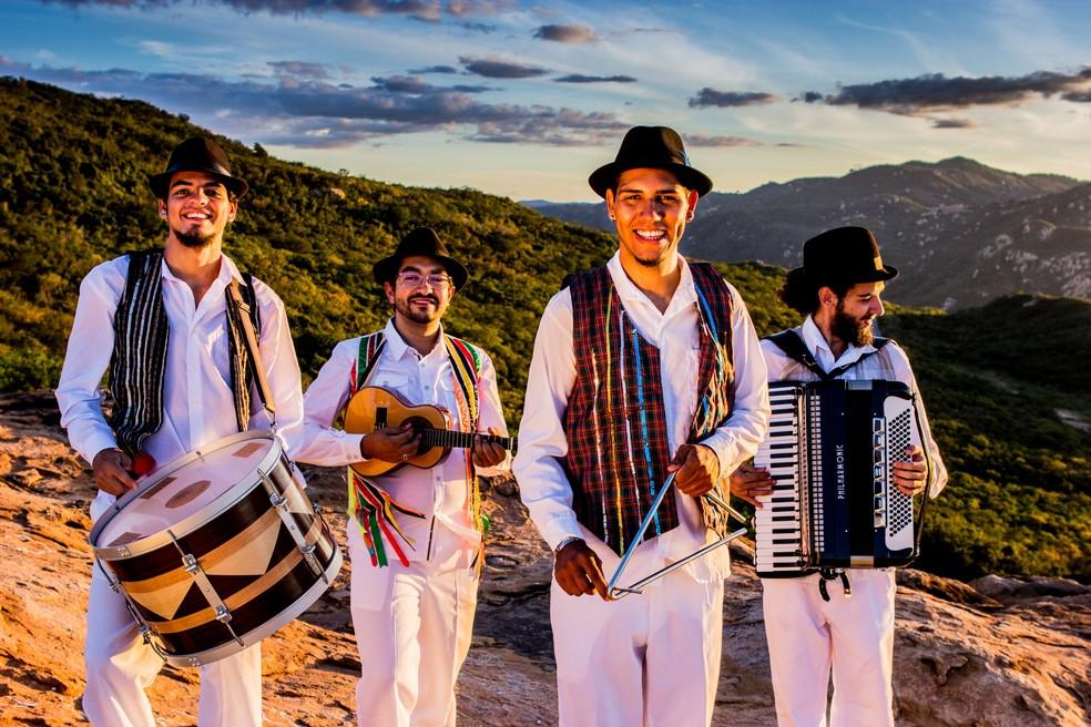Os Fulano — Foto: Marcus Mendes/Divulgação