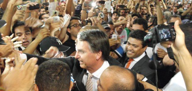 Deputado Jair Bolsonaro, pré-candidato à presidência em 2018 (Foto: Divulgação)