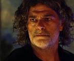 Eduardo Moscovis é León em 'O Sétimo Guardião'   TV Globo