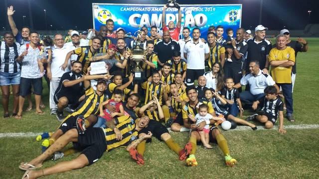 Santos-AP conquista o sétimo título do Amapazão de sua história
