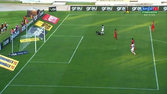 Confira os melhores momentos de CRB 0 x 1 Vitória