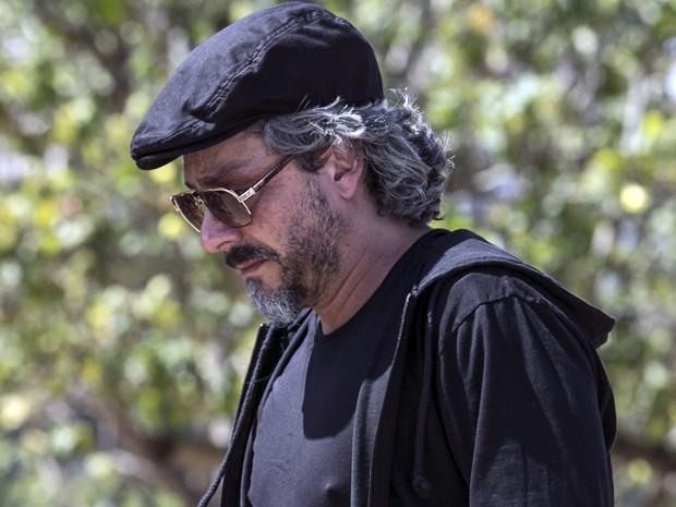 Alexandre Nero, o José Alfredo de 'Império' (Foto: Inácio Moraes/TV Globo)
