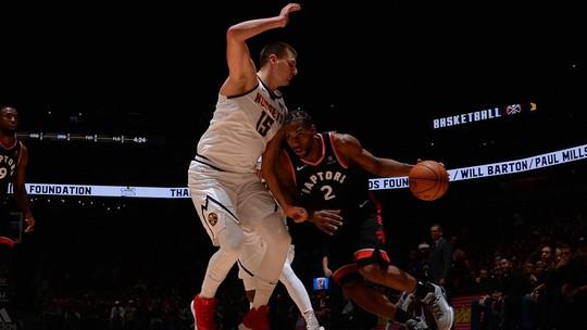 Melhores momentos: Toronto Raptors 86 x 95 Denver Nuggets pela NBA
