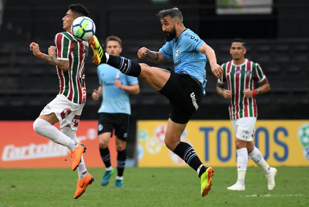 Douglas tem contrato por encerrar em 31 de dezembro — Foto: Alexandre Durão/GloboEsporte.com