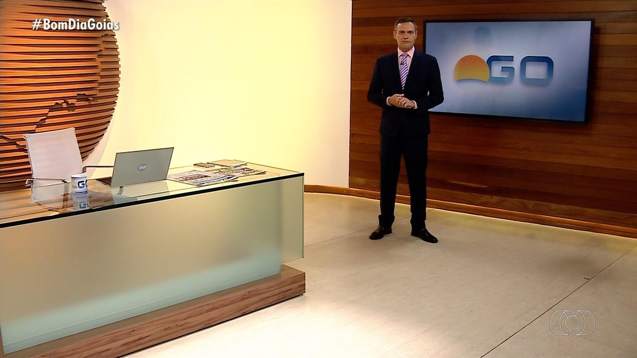 Confira os destaques do Bom Dia Goiás de quinta-feira (29)
