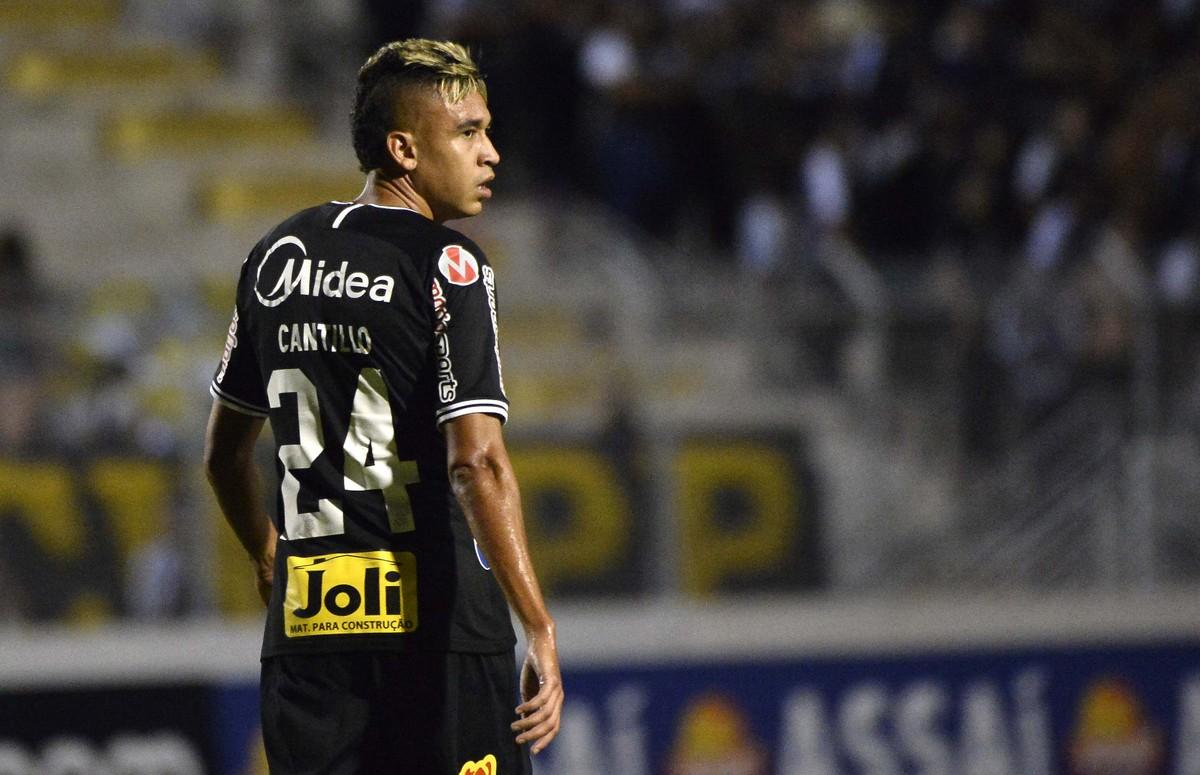 Após polêmica com diretor, Corinthians dá a camisa 24 a Victor Cantillo | corinthians | Globoesporte