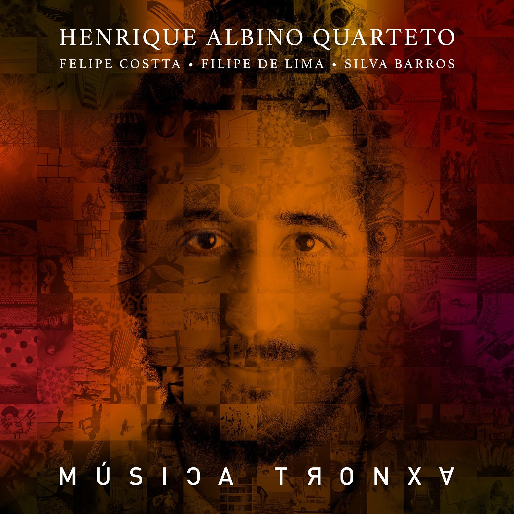 Henrique Albino segue por trilhas tortas em álbum gravado com quarteto do saxofonista
