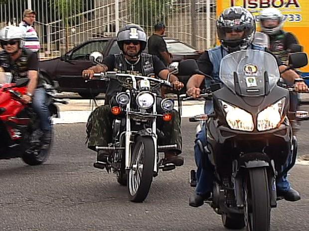 Moto Chico acontece há 15 anos (Foto: Reprodução/TV Grande Rio)