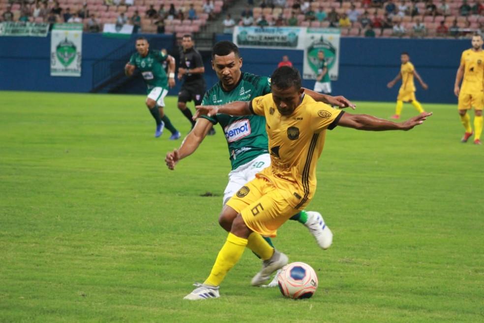 Manaus e Amazonas querem ser considerados campeões do torneio — Foto: Rômulo Almeida