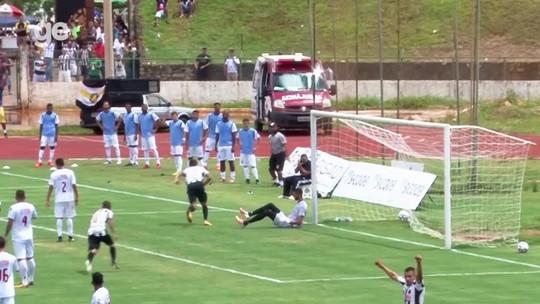 Sobradinho derrota Ceilândia e larga na frente na semifinal do Candangão