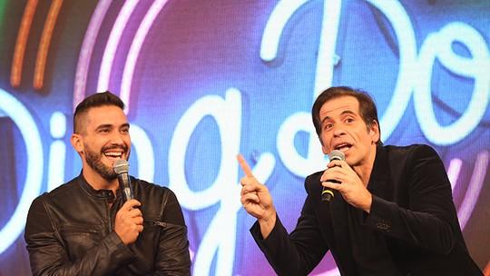 André Marques enfrenta Leandro Hassum no 'Ding Dong'