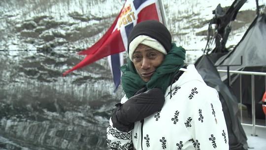 Globo Repórter vai mostrar que o inverno na Noruega transforma as paisagens do país