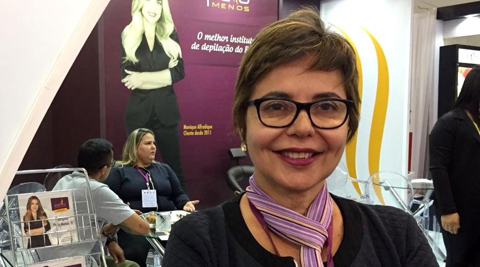 Regina Jordão, fundadora da Pello Menos (Foto: Rennan A. Julio)