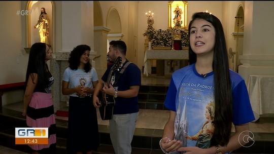 Fiéis têm relação de intimidade e de fé com Nossa Senhora Rainha dos Anjos, padroeira de Petrolina