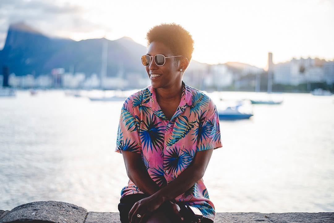 Mahmundie sua capacidade de fazer sons com a cara do verão (Foto: Reprodução/Instagram)