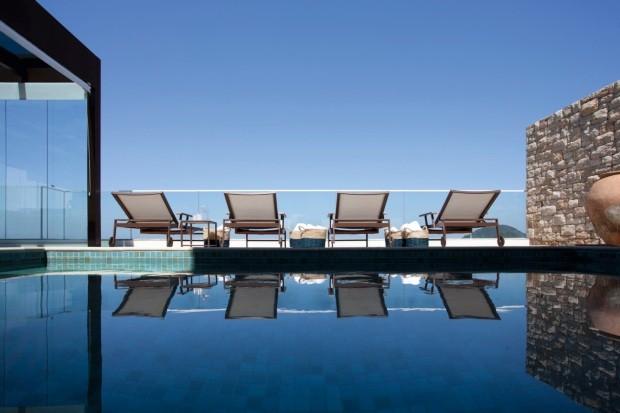 Um apartamento de 500 m² abençoado pela vista do litoral