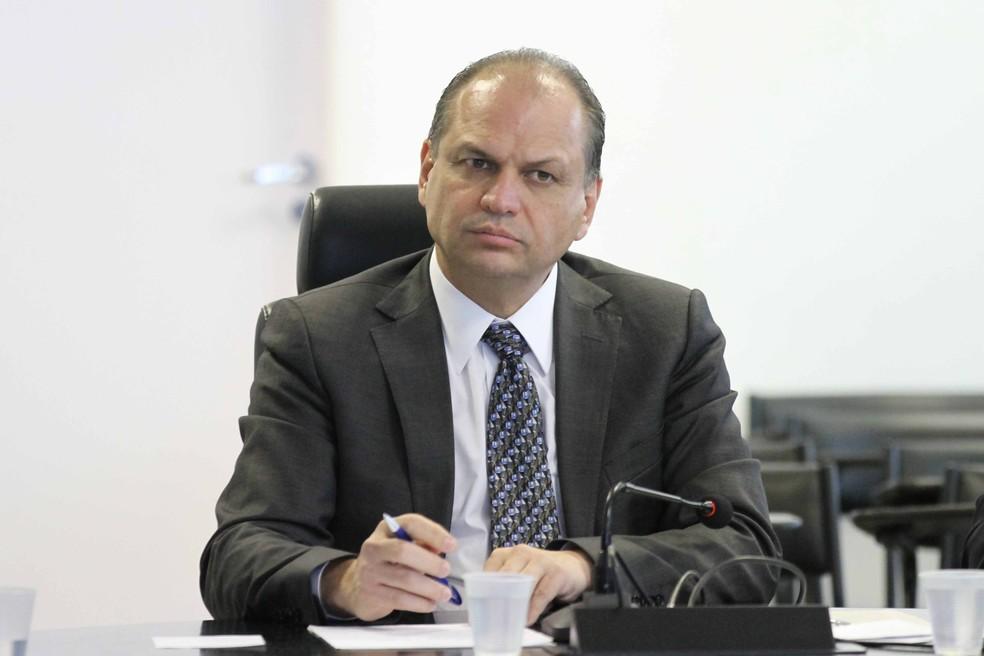 Ricardo Barros é deputado estadual e atual líder do governo Bolsonaro — Foto: Aldo Carneiro/Pernambuco Press