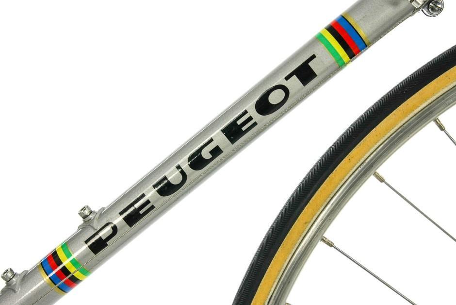 No começo dos anos 80 as bicicletas Peugeot brasileiras começaram a usar peças nacionalizadas por empresa do Grupo Fiat  (Foto: Divulgação/Peugeot Cycles)