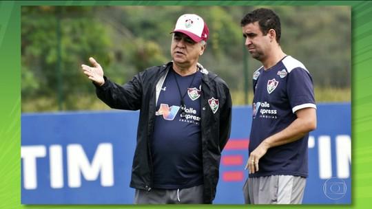 Marcelo Oliveira cobra R$ 1,1 milhão do Fluminense na Justiça por acordo de rescisão não pago
