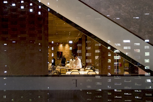 Lifestyle gastronomia - Salão do Gero Belo Horizonte, instalado no hotel Fasano (Foto: Camila Picolo)