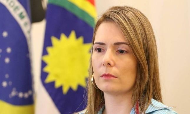 Delegada Patrícia