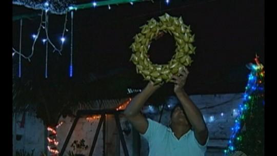 Decoração natalina de Paragominas encanta moradores