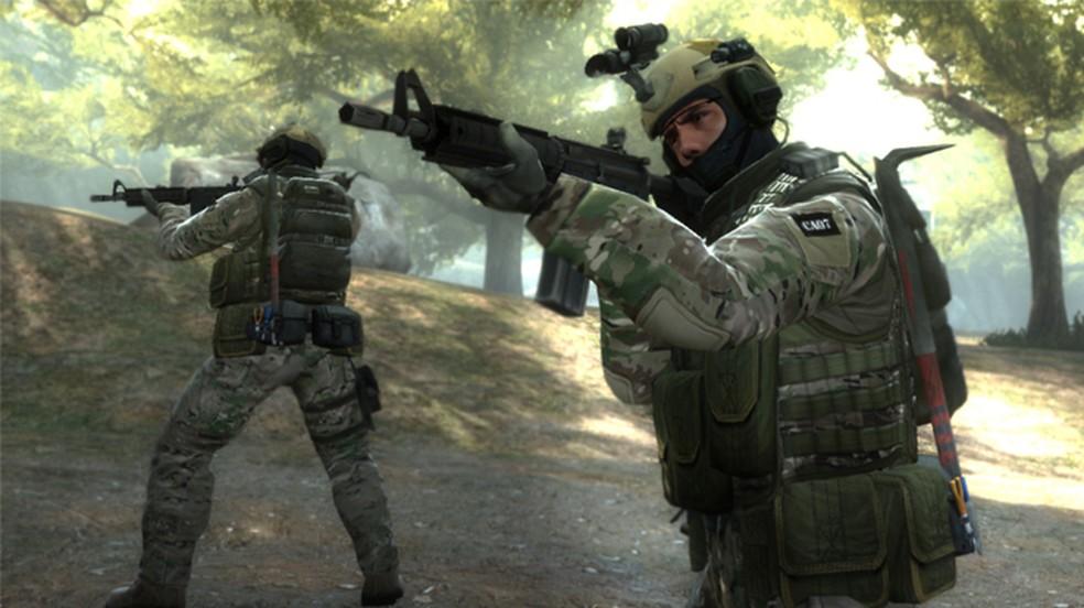 Counter-Strike: Global Offensive pode realizar a aguardada transição para a Source 2 Engine em breve, segundo rumor — Foto: Reprodução/Steam