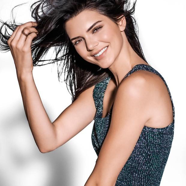 Kendall Jenner lidera a lista de modelos mais bem pagas de 2018 (Foto: Russel James/ Arquivo Vogue)