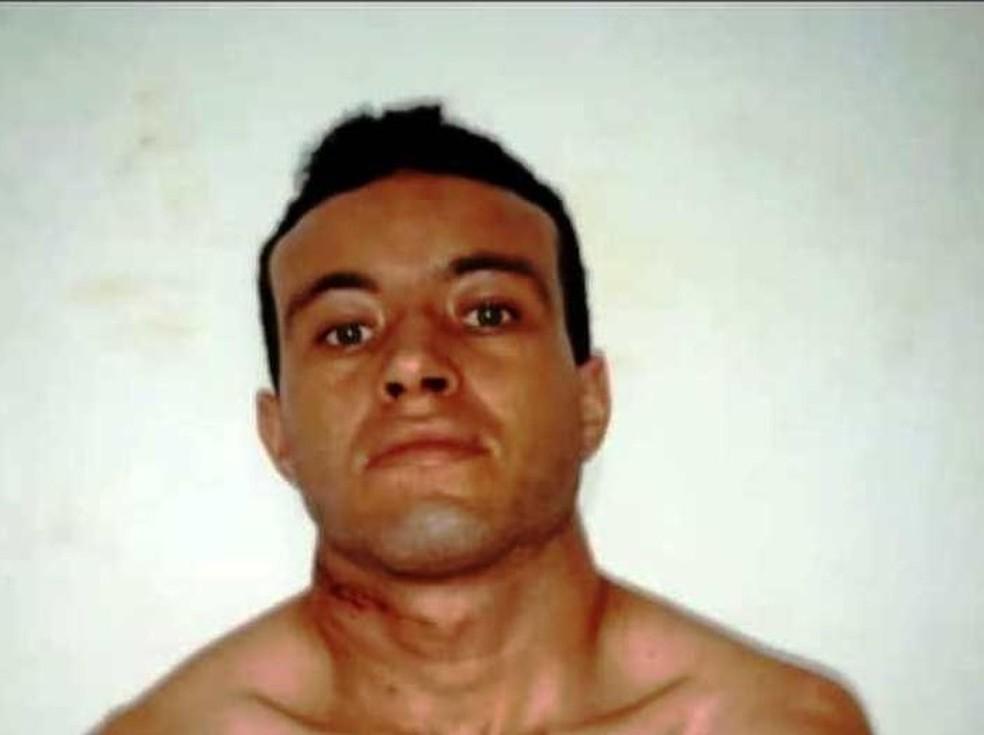 Pai tentou matar filha de 1 ano estrangulada usando abraçadeira em Peixoto de Azevedo — Foto: Divulgação