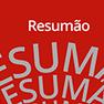 Foto: (Logo podcast Resumão - home / Comunicação/Globo)