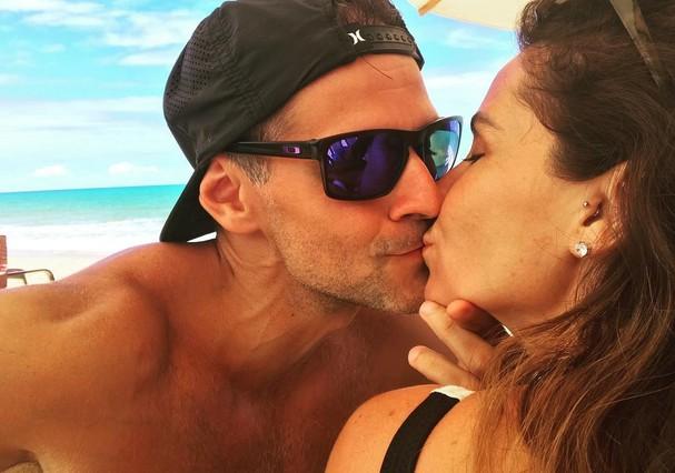 Leonardo Nogueira e Giovanna Antonelli (Foto: Instagram/Reprodução)