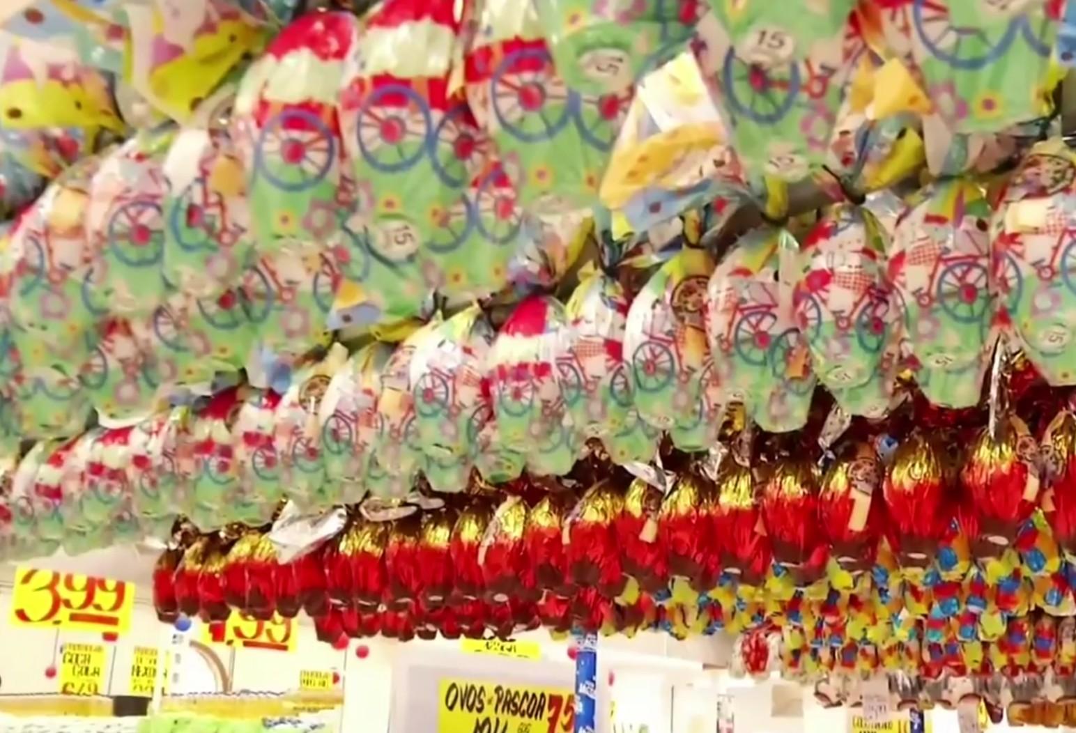 Consumidores de Natal e Mossoró devem gastar mais nesta Páscoa, diz Fecomércio