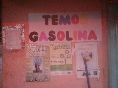 Foragido de presídio é flagrado vendendo combustível em casa de forma irregular - Notícias - Plantão Diário