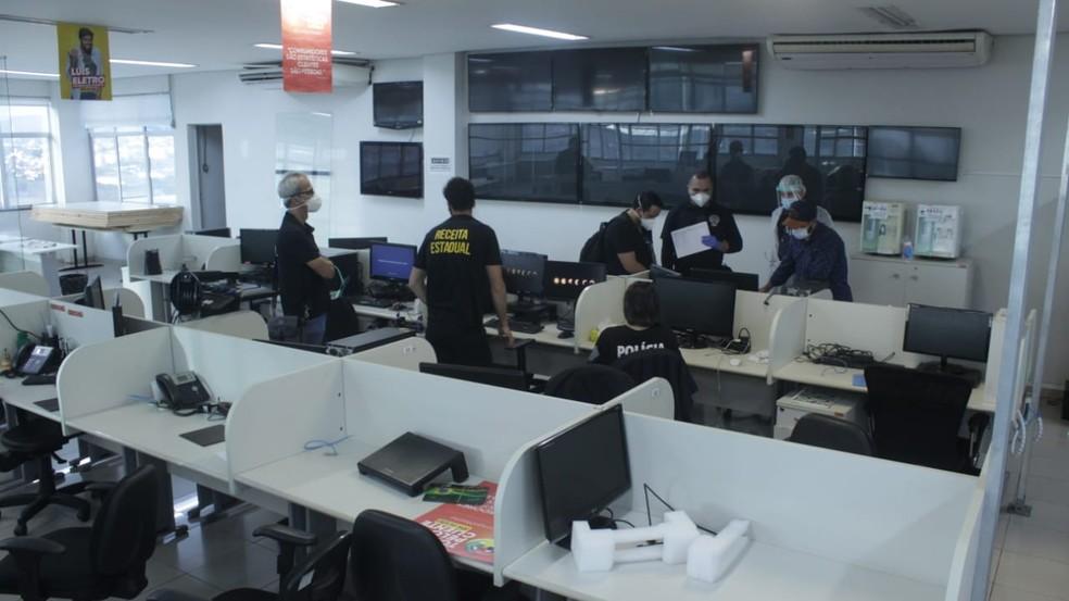 Operação 'Direto com o Dono' — Foto: Receita Estadual/Divulgação