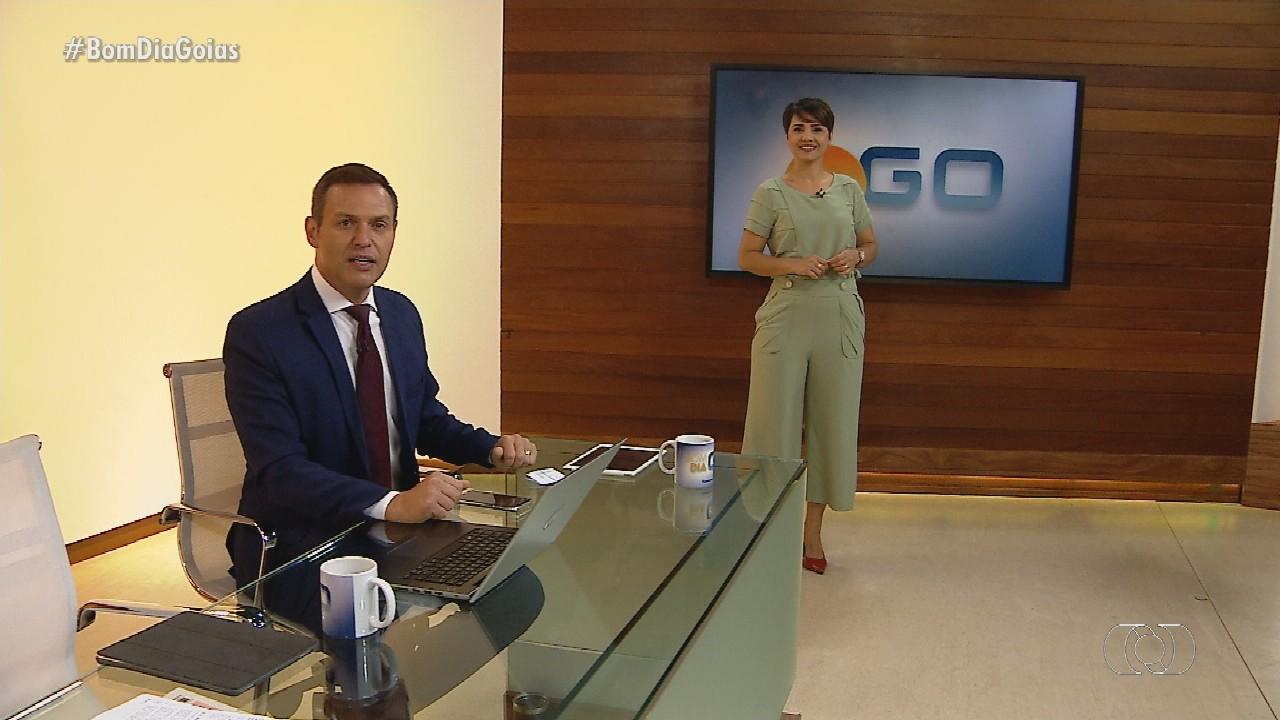 Confira os destaques do Bom Dia Goiás desta quarta-feira (16)