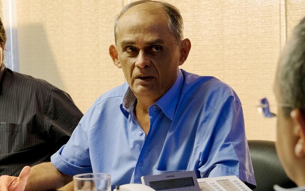 Luiz Soares ocupa o cargo desde março deste ano (Foto: Mayke Toscano/Gcom-MT)