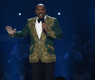 Steve Harvey | Valerie Macon / AFP