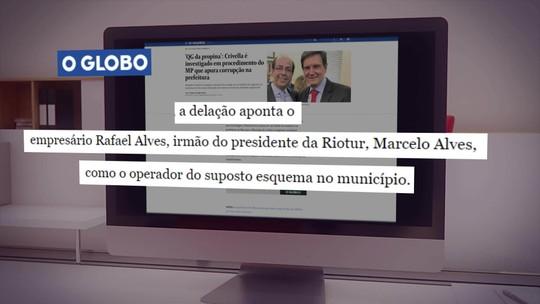 MP-RJ investiga suposto esquema de propina na Prefeitura do Rio